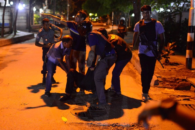 20 foreigners killed as Bangladesh's worst terror attack ends