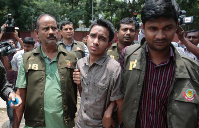 Militant arrested for attempting to kill Bangladeshi publisher