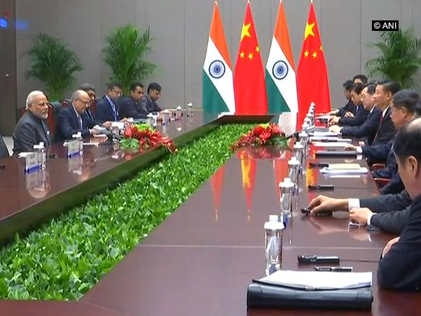 PM Modi participates in delegation-level talks at Qingdao
