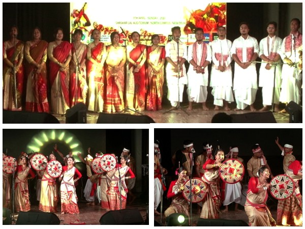 All Assamese Students Association organises its 10th 'Bohagi Utsav'