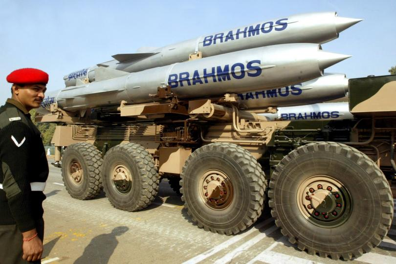 India successfully tests world's fastest supersonic 'BrahMos' missile