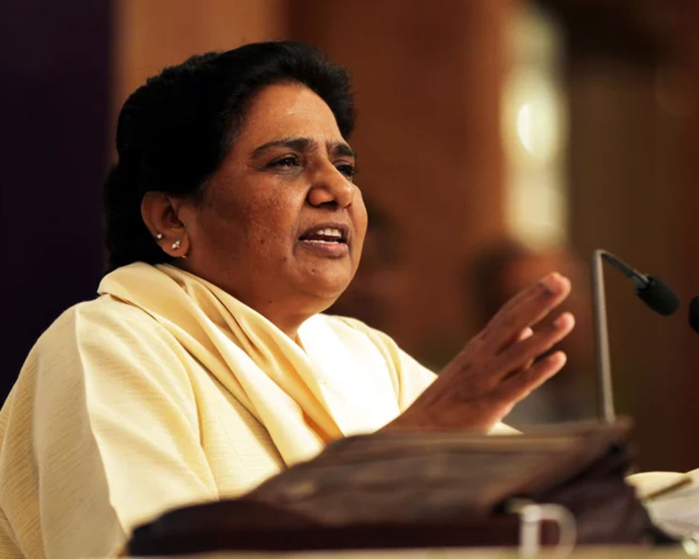 BSP to support Cong in Madhya Pradesh