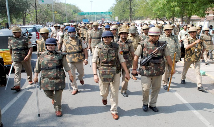 Bharat Bandh: Security heightened in MP