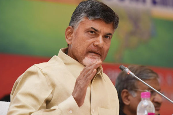 Chandrababu Naidu questions BJP silence over special category status, mentions Congress offer