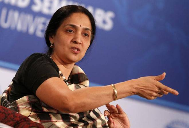 National Stock Exchange CEO Chitra Ramkrishna quits; J Ravichandran named interim chief