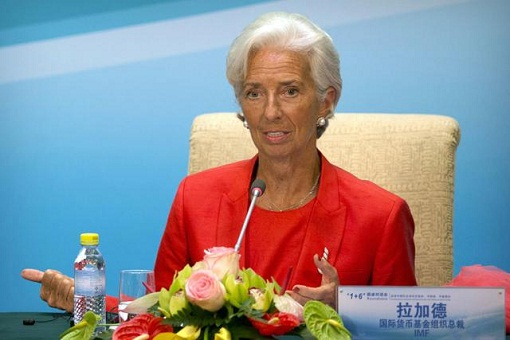 IMF head calls for quick end to Brexit uncertainty