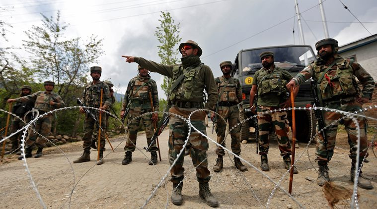 India lodges strong protest with Pak over killing of 3 soldiers along LoC