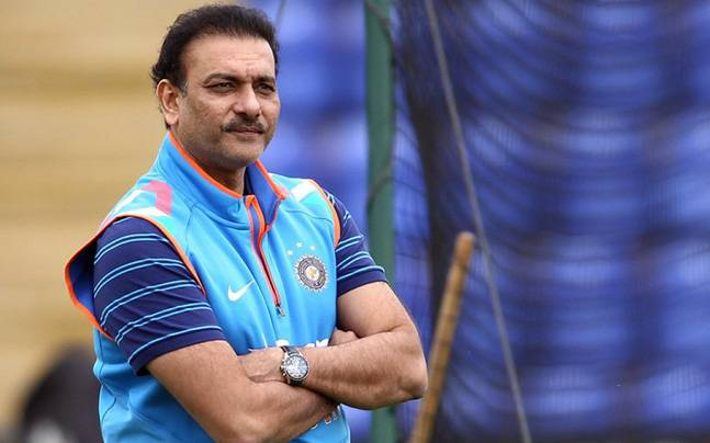 Ravi Shastri appointed Indian cricket team's new head coach
