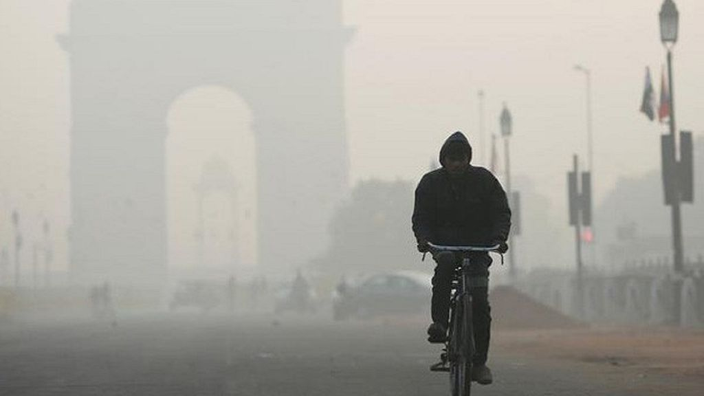 Cold wave conditions continue in Delhi, rain in forecast for Wednesday