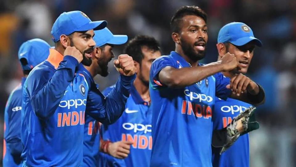India beat Aus by 5 wkts to clinch ODI series, grab No. 1 spot