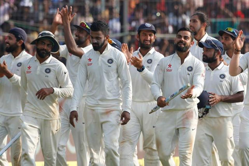 India v England, 5th Test, Day 5: Jadeja spins India to 4-0 series victory