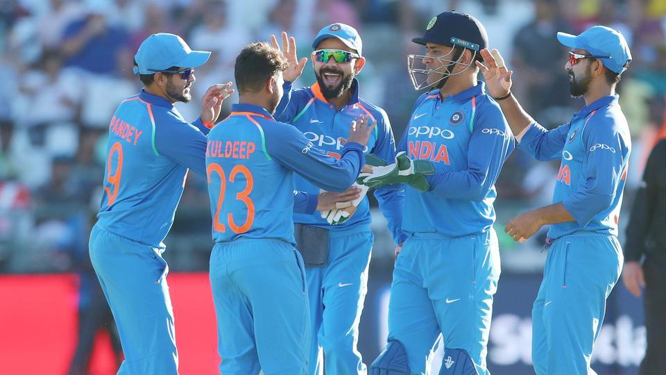 3rd ODI: India beat South Africa by 124 runs