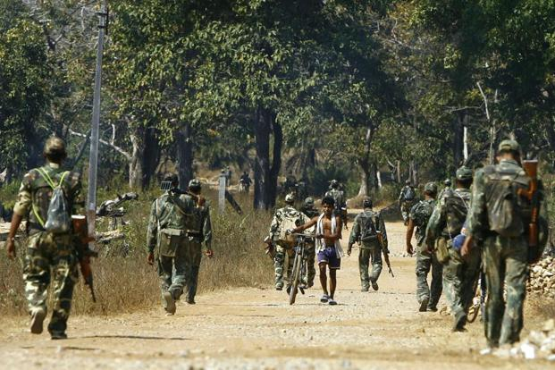 12 CRPF jawans killed in encounter with Maoists in Chhattisgarh's Sukma