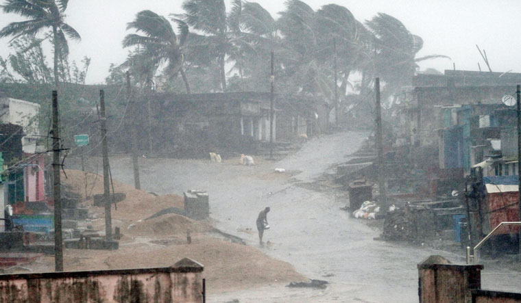 Over 60 Lakh Affected By Cyclone Titli, Odisha Steps Up Rescue Operations
