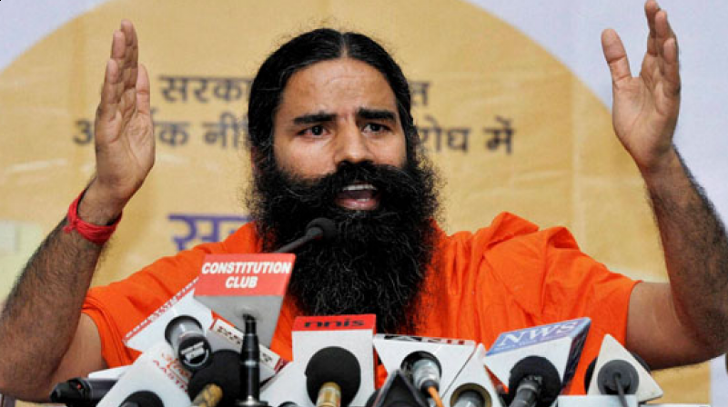 Baba Ramdev's Patanjali Amla juice found unsafe; Armed forces' stores suspend sale