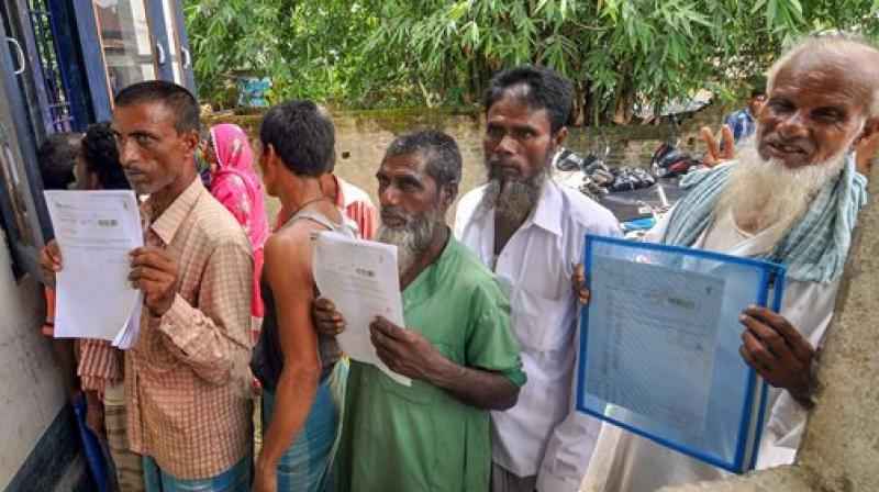 No coercive action against those whose names are not in Assam NRC: SC to Centre