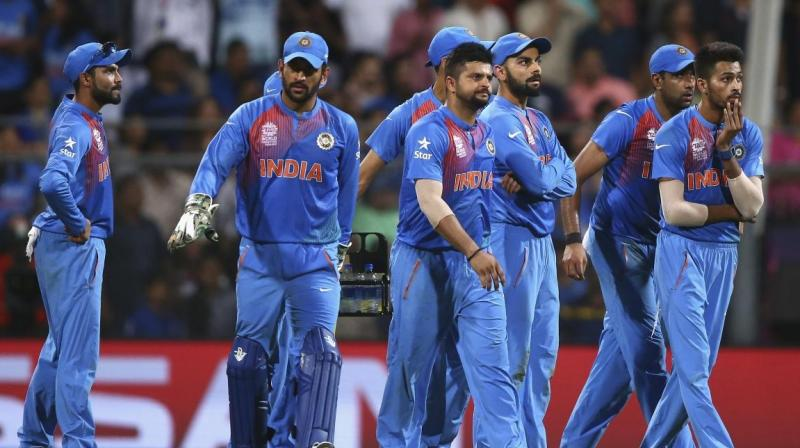 India drop to No. 4 in ICC T20 rankings