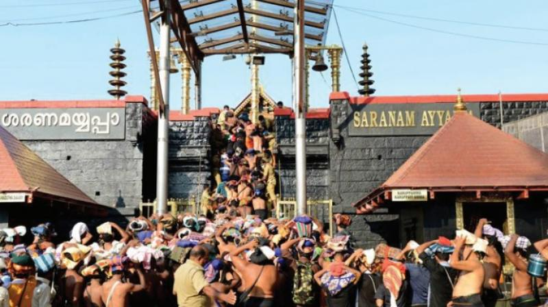 Women of all ages now allowed to enter Kerala's Sabarimala temple: SC