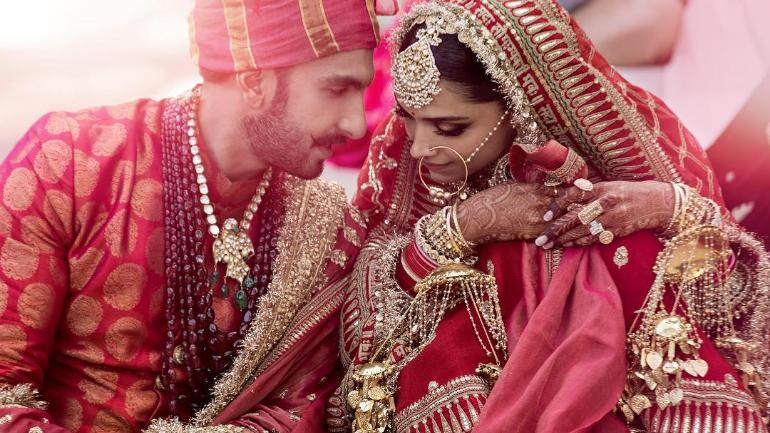 Deepika and Ranveer are married. All that happened at Sindhi wedding