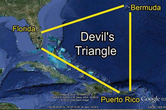 Bermuda Triangle mystery almost solved?