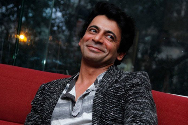 Sunil Grover:I chose to do comedy because making people laugh is noble