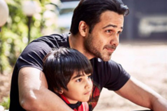 Emraan Hashmi's book on his 'superhero' son's fight against cancer