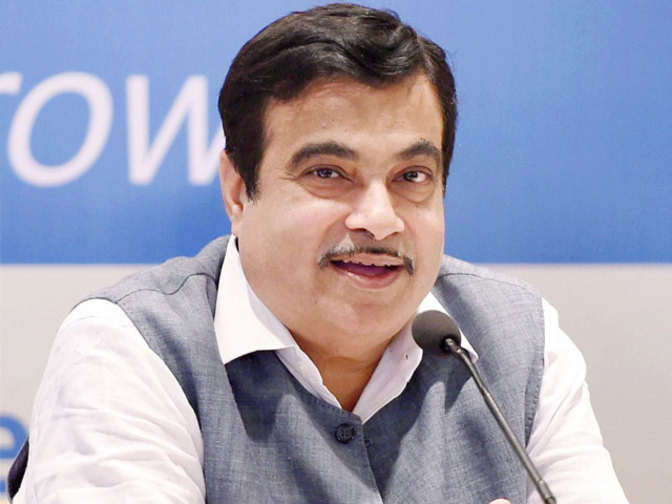 Ethanol-powered bikes to be introduced next month: Gadkari