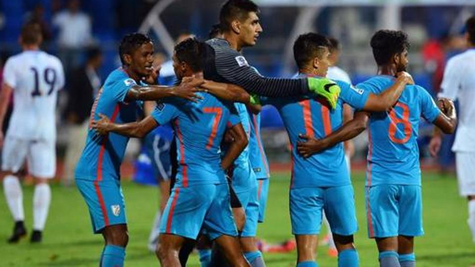 India crash out of top 100 in FIFA Rankings