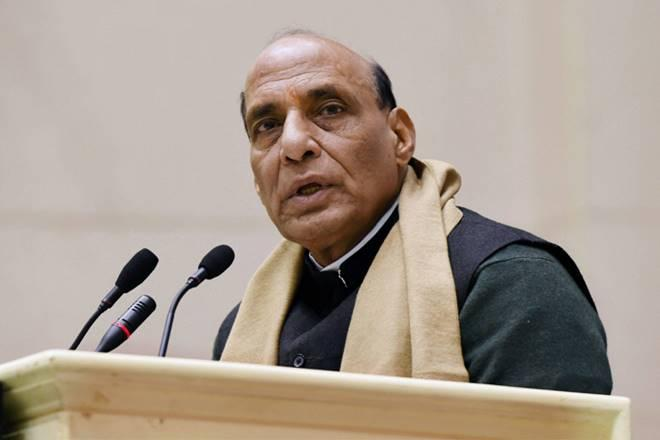 Indian soldiers killing five-six terrorists every day: Rajnath Singh