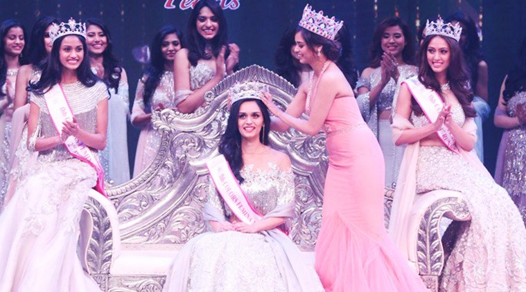 Haryana girl Manushi Chhillar crowned Femina Miss India 2017