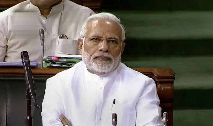 LS takes up for discussion no-trust vote against Modi govt