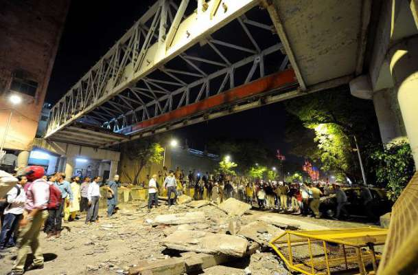 Mumbai foot overbridge to be demolished, says BMC; Vigilance Department to submit report within 24 Hours
