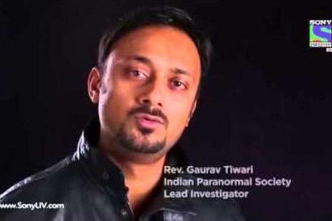 Bhoot Aaya to Fear Files: Paranormal TV shows of ghostbuster Gaurav Tiwari