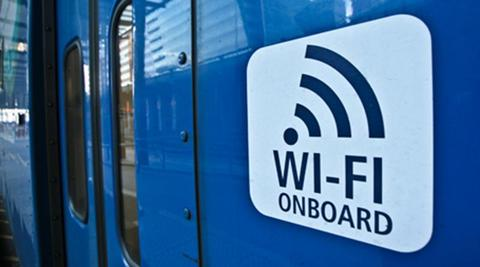 Free Wi-Fi service at 100 railway stations