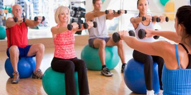 Positive approach towards exercise brings better benefit