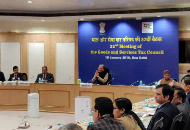 GST Council meet: Big relief for small traders, exemption limit raised from Rs 20 lakh to Rs 40 lakh