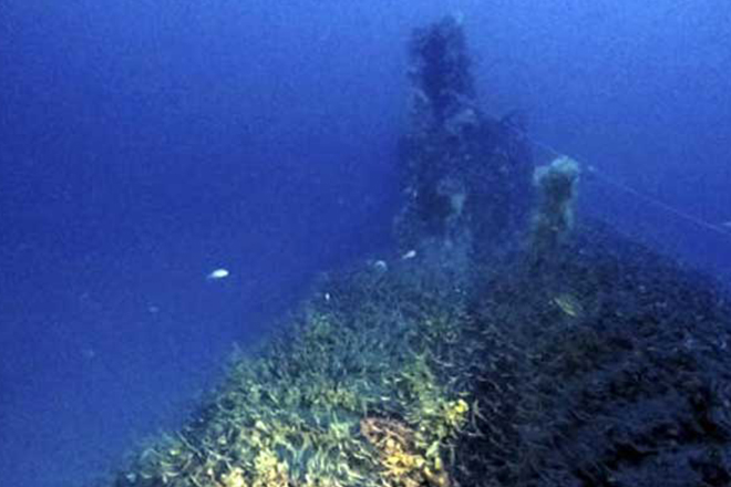 World War II Submarine Found With 71 Dead Bodies