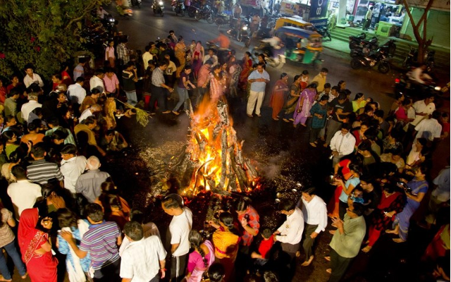 Holika Dahan 2018: Puja dates, vidhi and timings