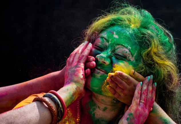 Skincare and haircare: Pre and Post-Holi