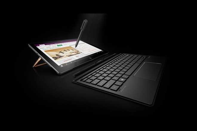 HP unveils Spectre laptops with Intel 8th Gen processors