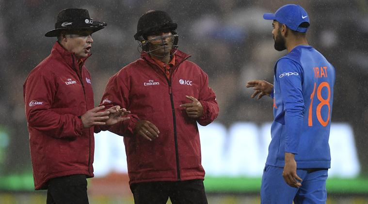 India vs Australia: India's T20I series winning streak stopped by rain