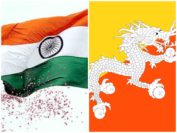 India, Bhutan jointly unveil 'Special logo'