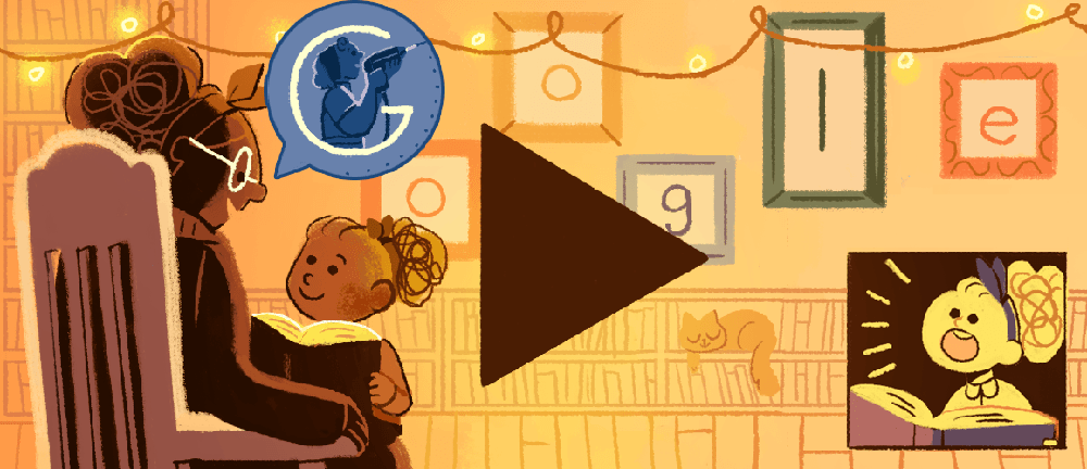 Google celebrates womanhood with doodle