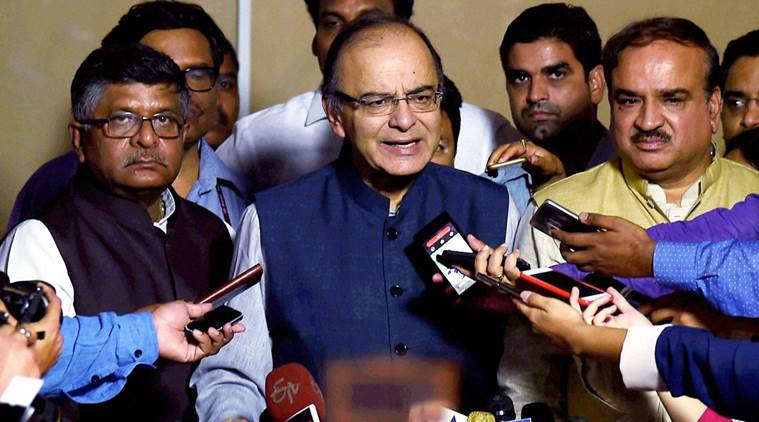 Govt working to roll out GST from April 1, 2017