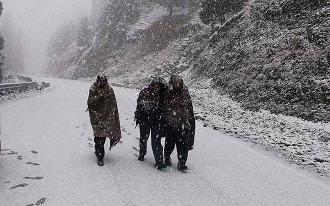 Season's coldest night in Gulmarg, Kargil; Leh records minus 6.5 deg C