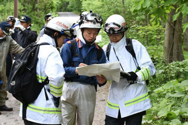 Japan military joins search for boy abandoned in forest as punishment