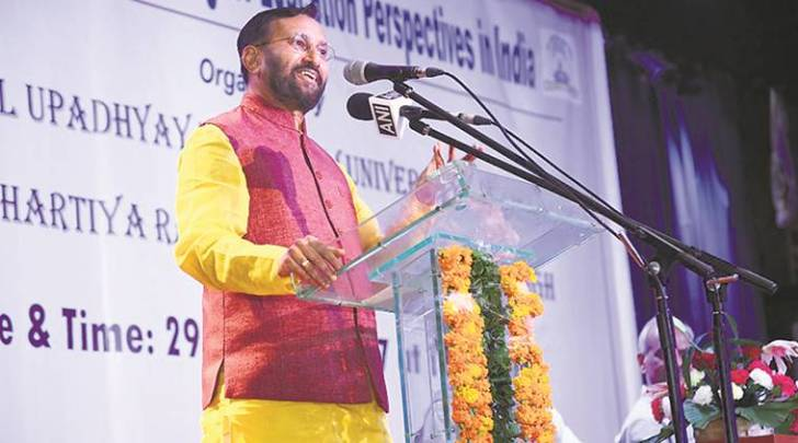 Prakash Javadekar: Government planning Rs 75,000 scholarships for 1000 best innovative minds