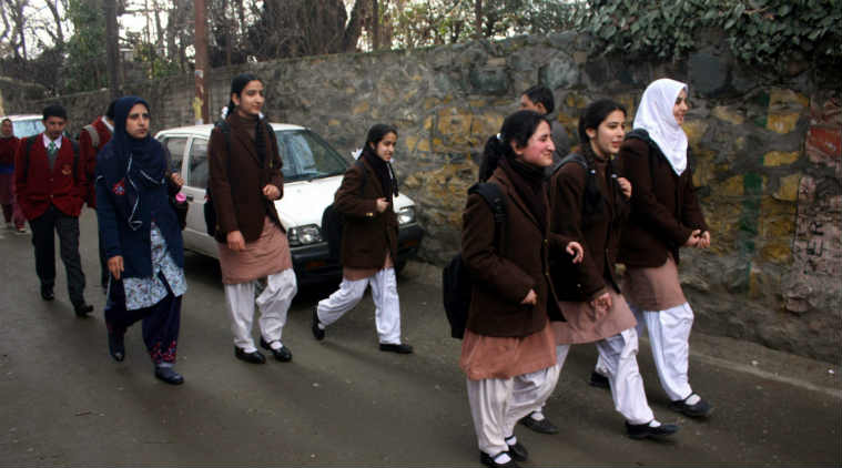 New timings for schools in Kashmir Valley announced