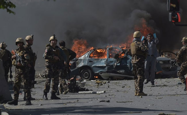 80 Killed, Over 350 Injured In Kabul Suicide Car Attack Near Indian Embassy