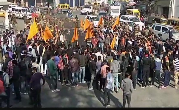 'Padmaavat' violence: Gurugram Karni Sena chief detained